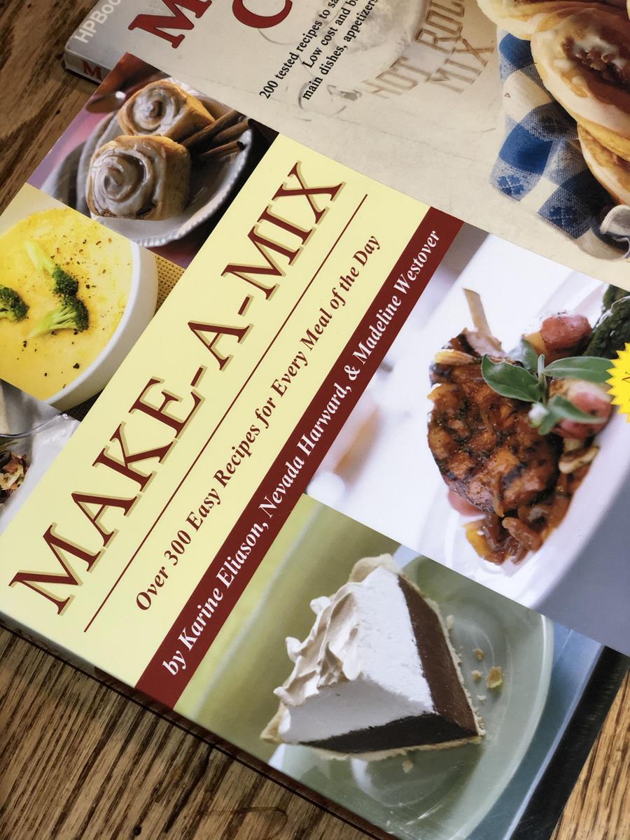 Make A Mix Cookbook New Edition