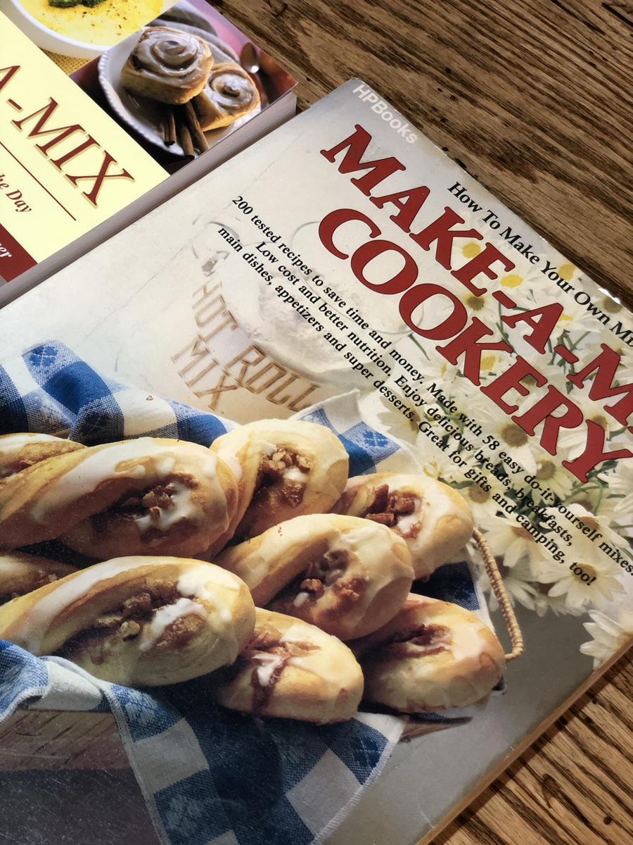 Make A Mix Cookbook