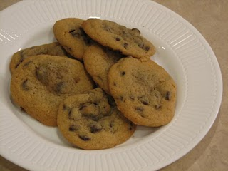 Martha Choc. Chip Cookie