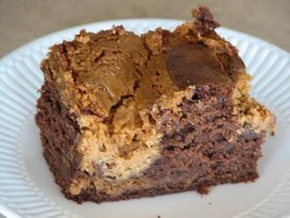 PB Swirl Brownie
