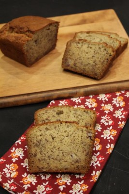 Martha Stewart's Banana Bread Recipe