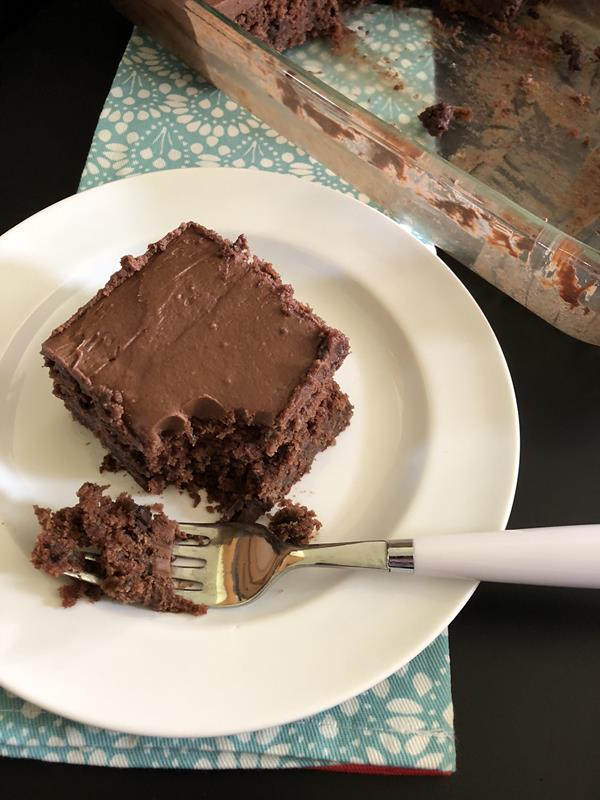 The Best Chocolate Frosting
