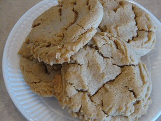 WW Peanut Butter Cookies