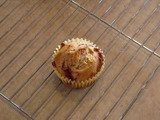 K A sour cream muffins