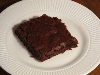 Brownie Mix Brownies
