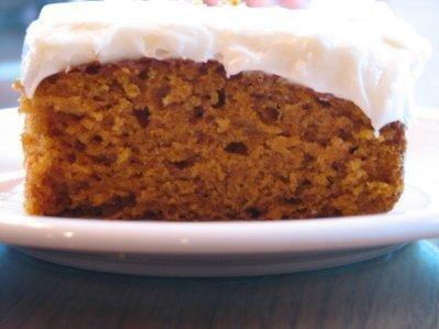 Pumpkin Cake