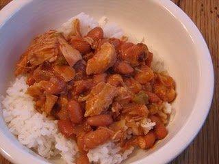 Tex Mex Chicken and Beans - Lynn's Kitchen Adventures