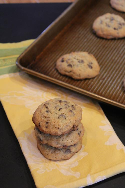 Chocolate Banana Cookies