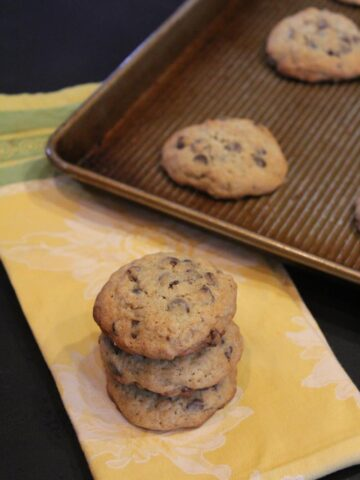 Martha Stewart's Chocolate Banana Cookies
