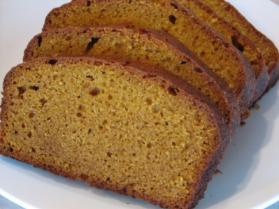 taste of home pumpkin bread