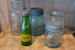 Antique Jars and Bottles