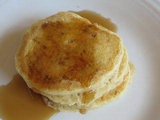 oatmeal pancake 3