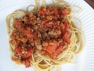 easy pasta sacue