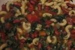 spinach minestone