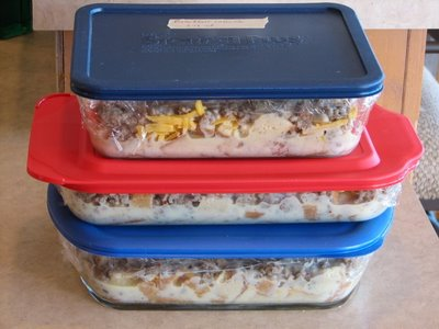Freezer Meal Storage  2 1