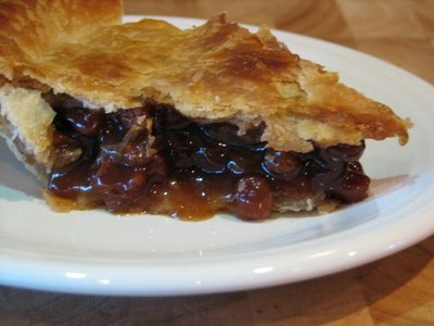 Raisin pie, Marthas