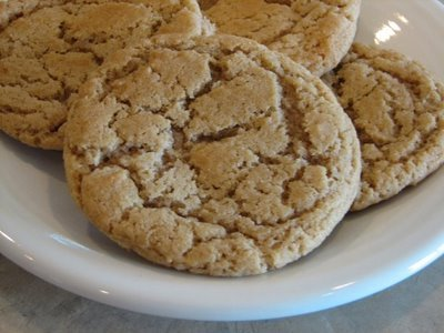 WW cinnamon cookies