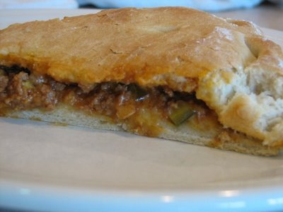 cheeseburger calzone 5