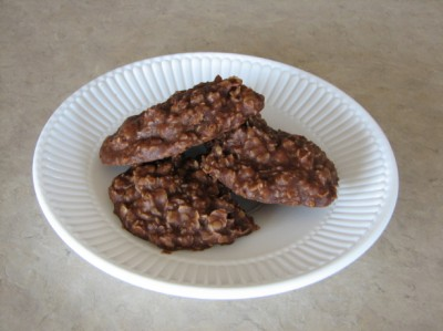 no bake cookies 1