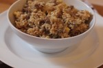 Ground Beef Fried Rice {Quick and Easy Dinner}