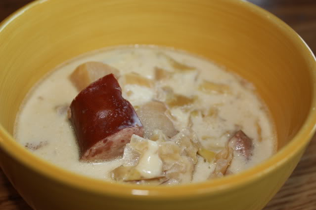 German Chowder