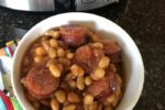 Crock Pot Baked Beans and Sausage
