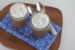 Homemade Double Chocolate Pudding