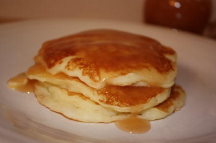 Apple Pancake Syrup