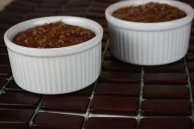 3 Milk Chocolate Pudding
