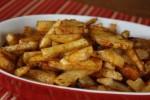 Seasoned Crispy Fries