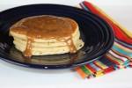 Peanut Butter Pancake Syrup