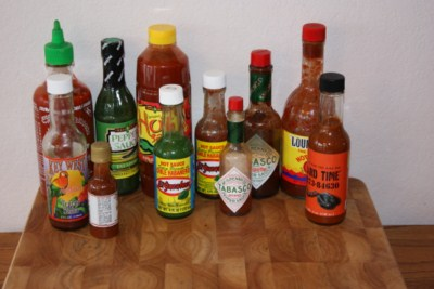 hot pepper sauces