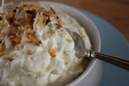 coconut pudding 1