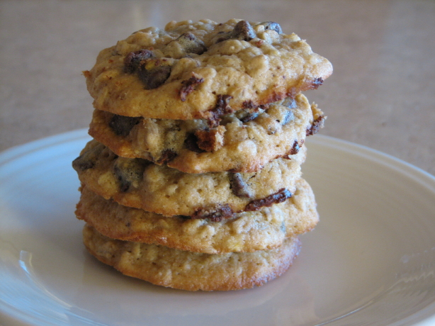 chocolate banana cookies - Lynn's Kitchen Adventures