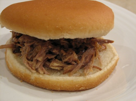 carolina barbecue pork