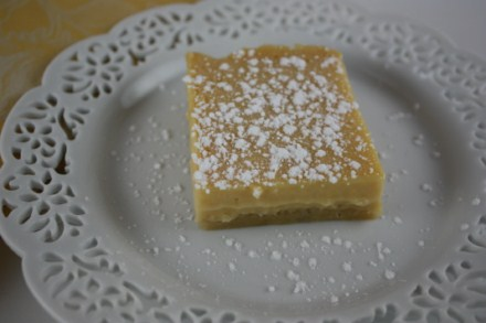 martha stewart lemon bars