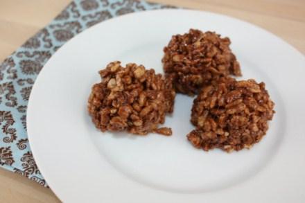 rice crispy balls