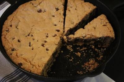 Gluten Free Cookie Cake