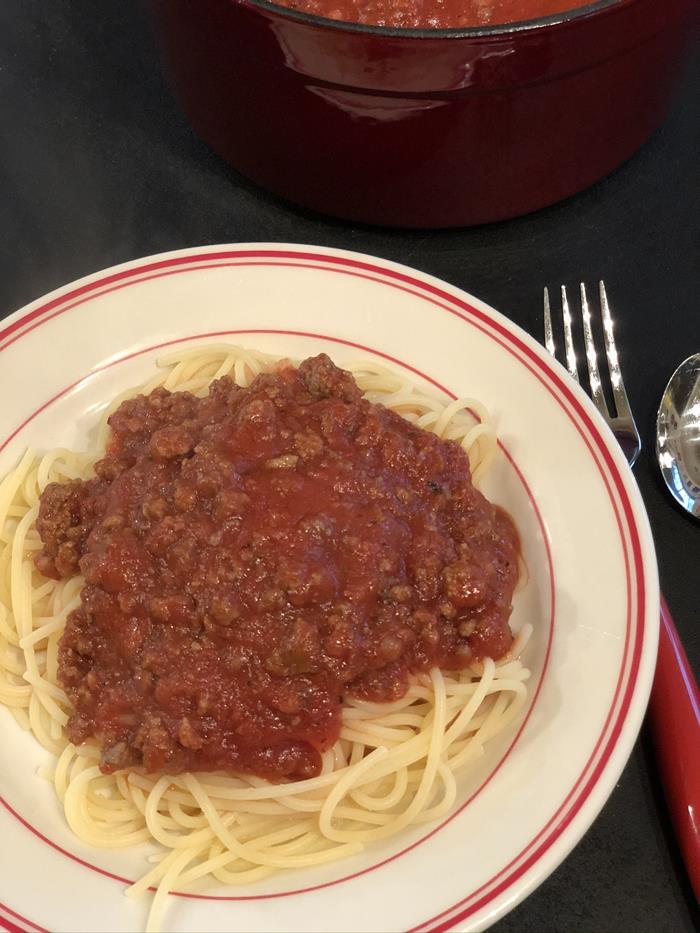Simple Homemade Pasta Sauce