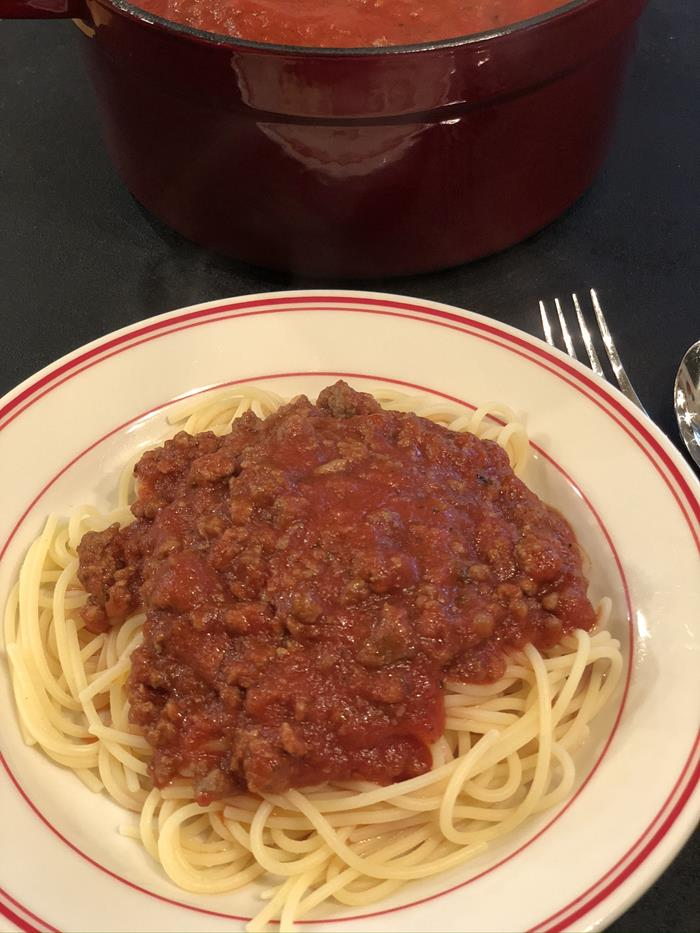 Simple Homemade Pasta Sauce Recipe