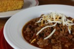 Crockpot Beer Chili