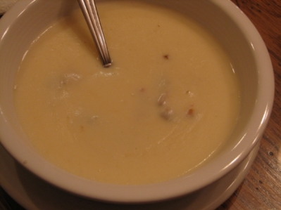 panera potato soup