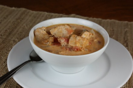 chicken queso soup