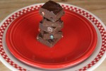 Easy Candy Bar Fudge