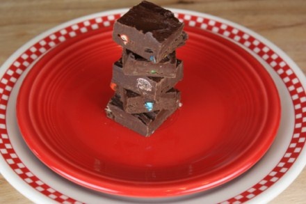 easy candy bar fudge 2 [pictures]