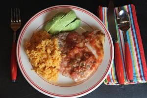 Mexican Pork Chops