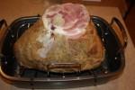 An 18 lb Ham
