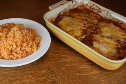 cheese enchiladas 3 [pictures]