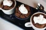 chocolate bread pudding 2 [pictures]
