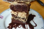 Peanut Butter Brownie Dessert